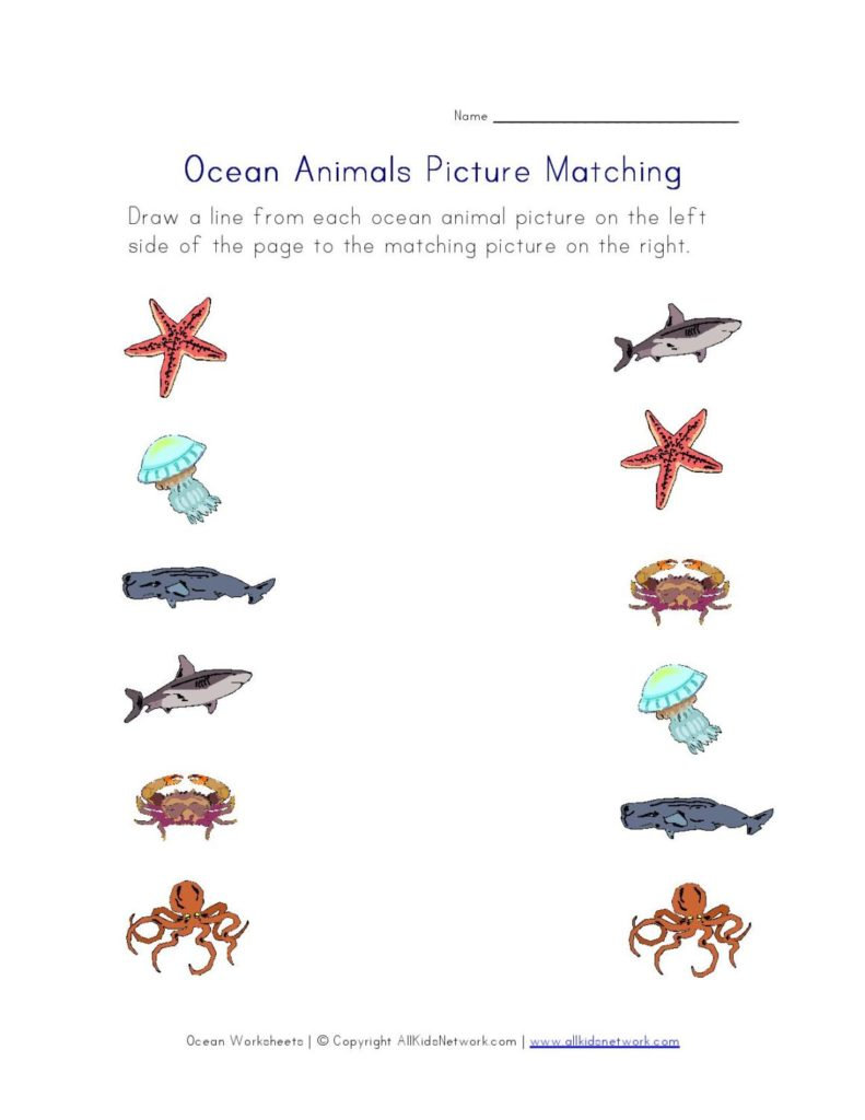 Letter To Picture Matching Pdf